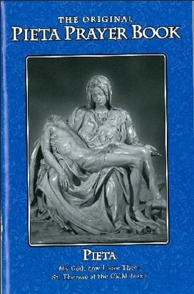 English Pieta Prayer Book (regular print)