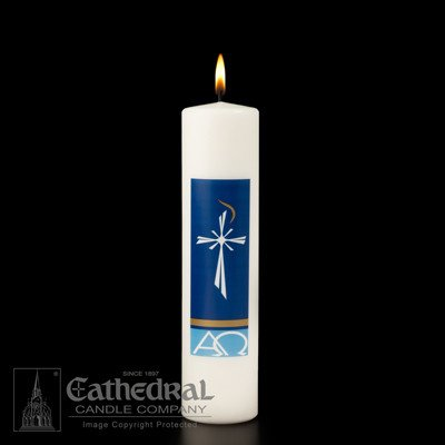 """Radiance - Christ Candle (3"""" x 12"""")"""