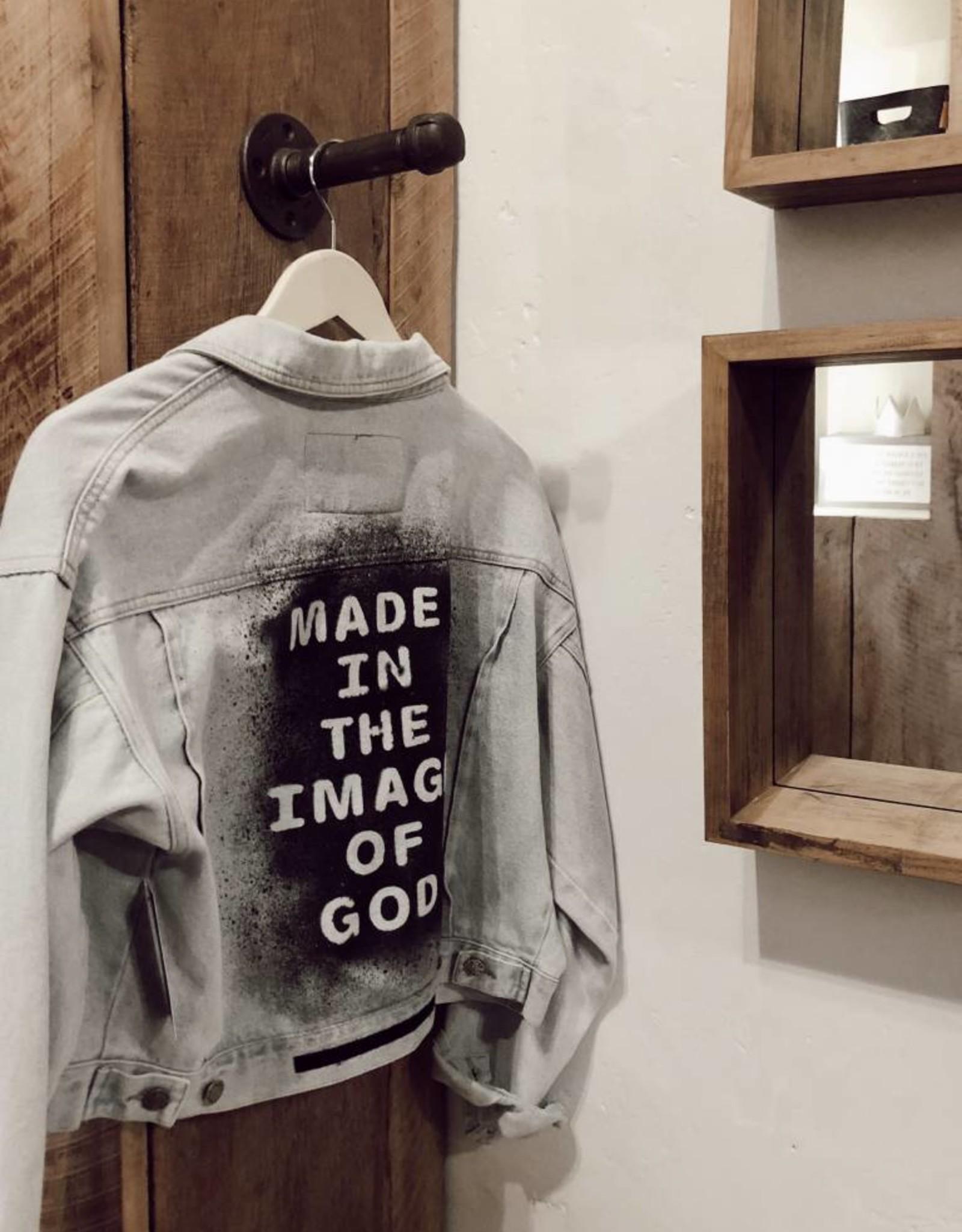Laney Redmon Imago Dei Denim Jacket