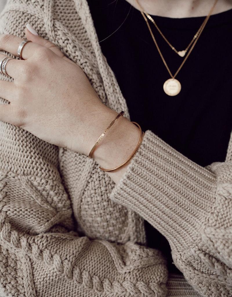 Christina Kober Designs Inspirational Cuff - ONLINE ONLY