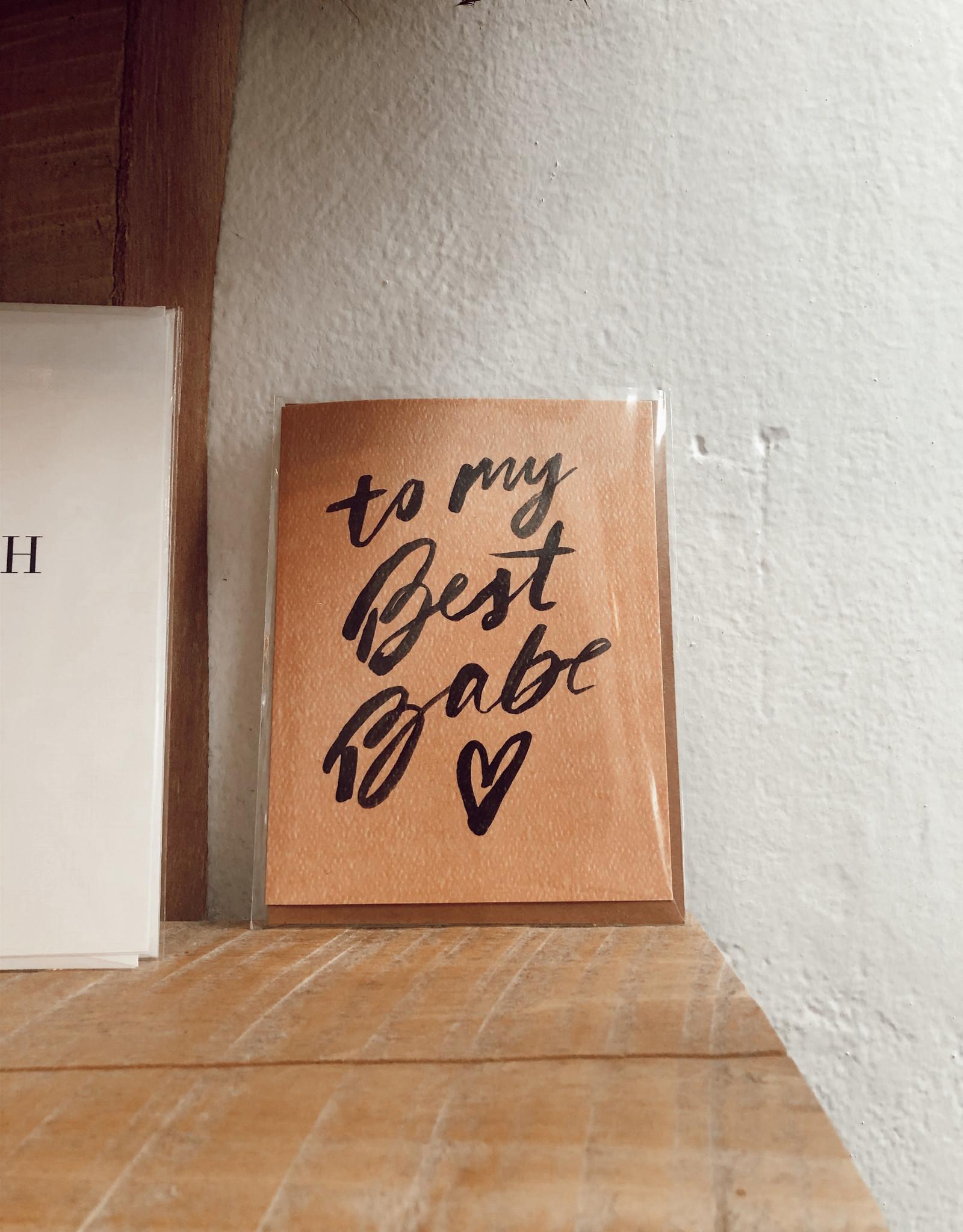 Daydream Prints Greeting Card