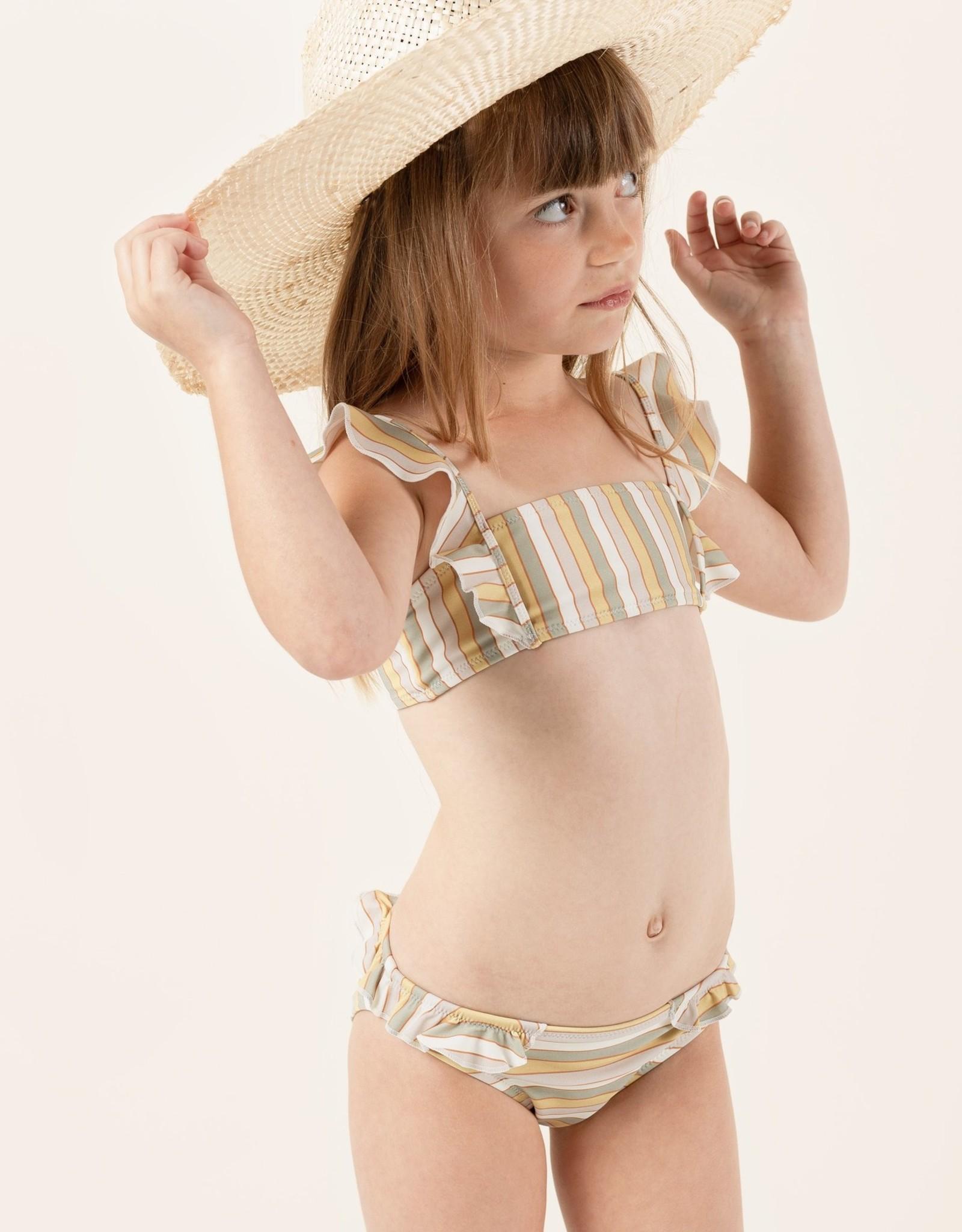 Stripe Marieta Bikini