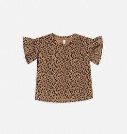 Cheetah Flutter Tee