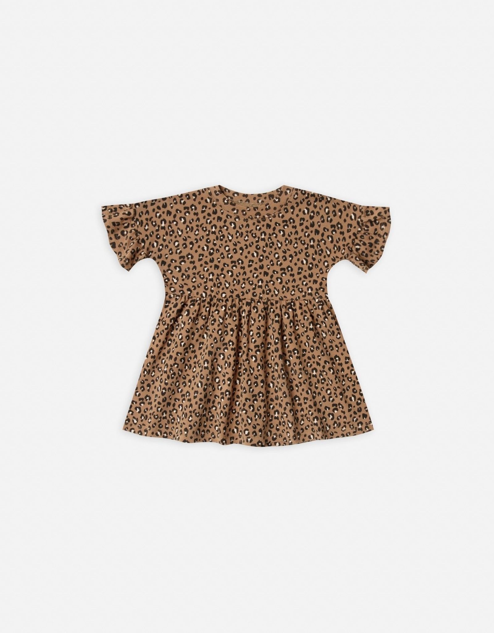 Cheetah Babydoll Dress