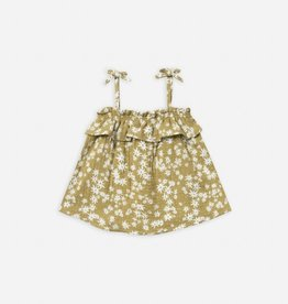 Scattered Daisy Tube Top