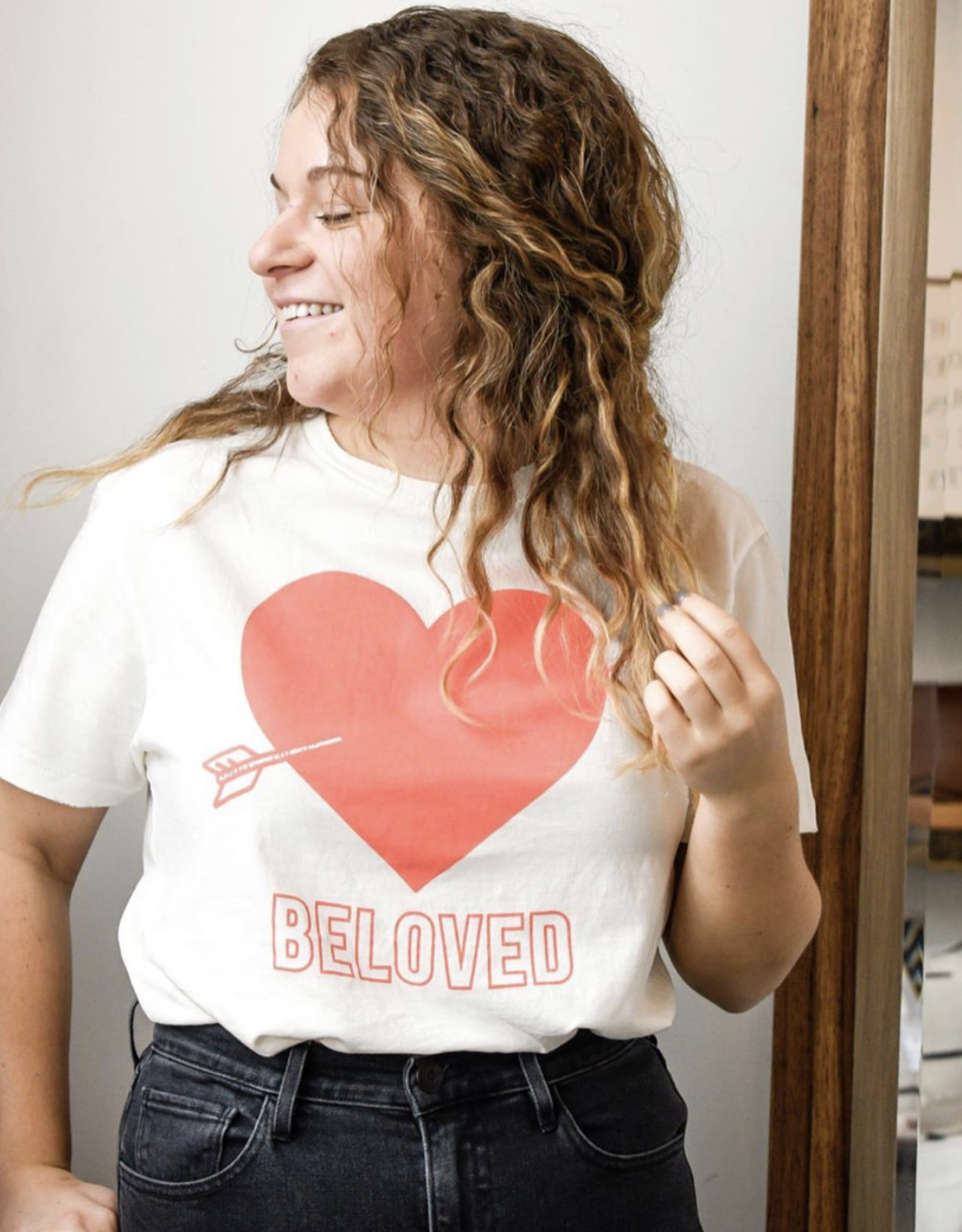 Imago Dei His Beloved Graphic Tee