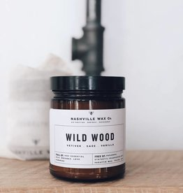 Nashville Wax Co Wild Wood Large