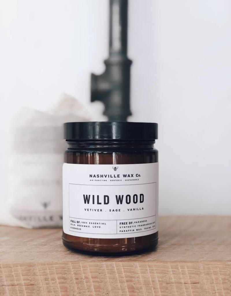 Nashville Wax Co Wild Wood Large