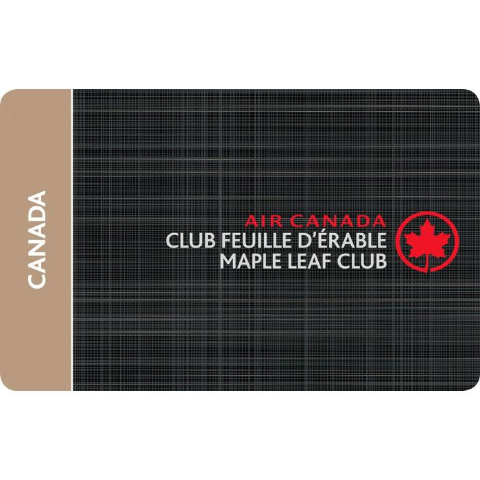 Membership to Maple Leaf Club Canada