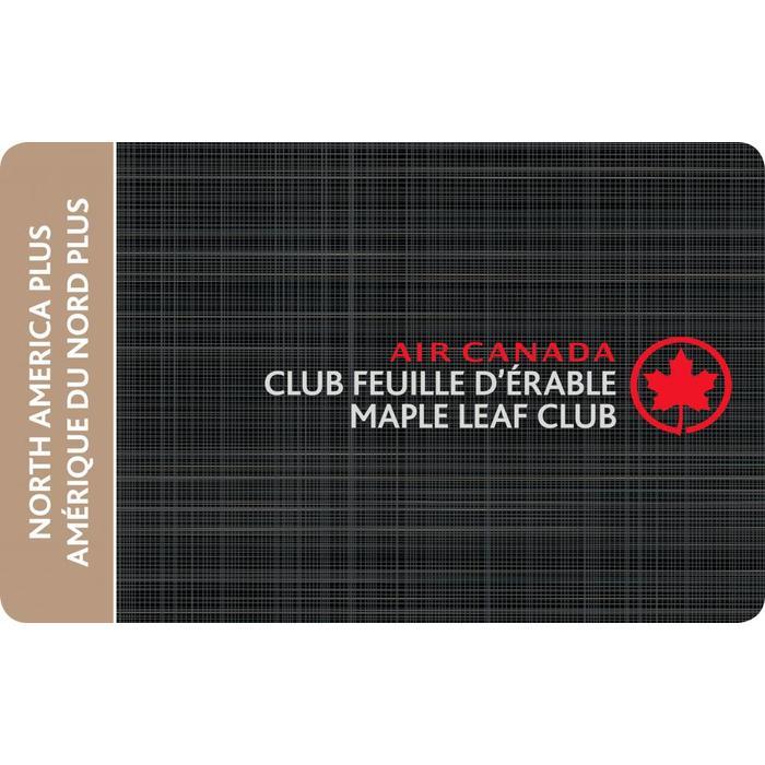 Club Feuille d'érable Amérique du Nord Plus