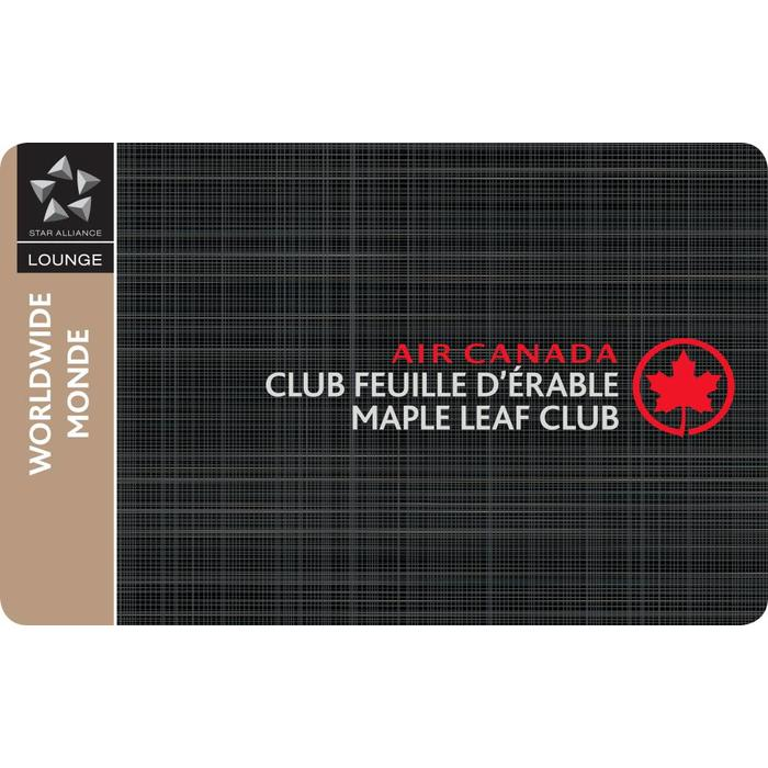 Membership to Maple Leaf Club Worldwide