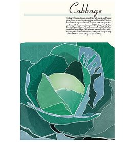 Junk Junk-Poster-Cabbage-12x18