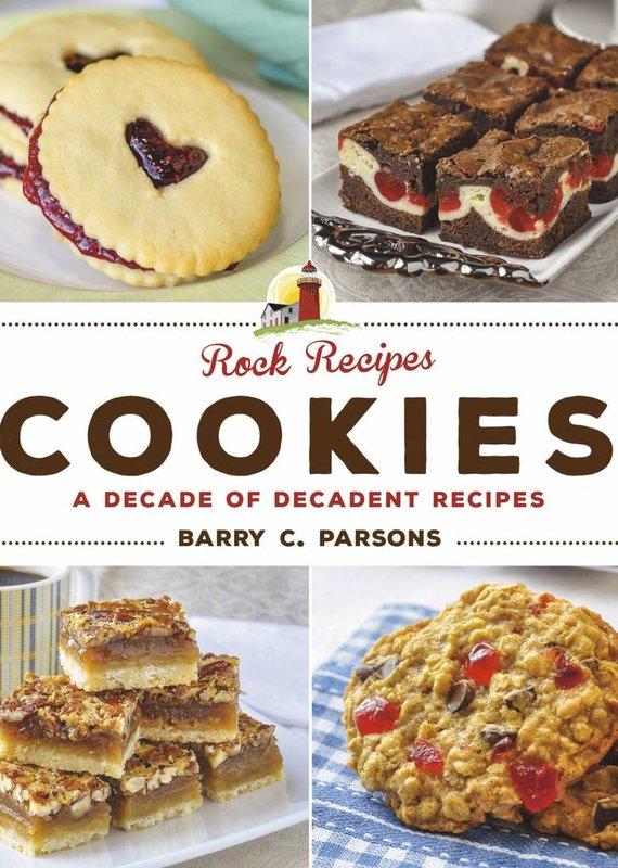 Breakwater Books Breakwater-Rock Recipes Cookies