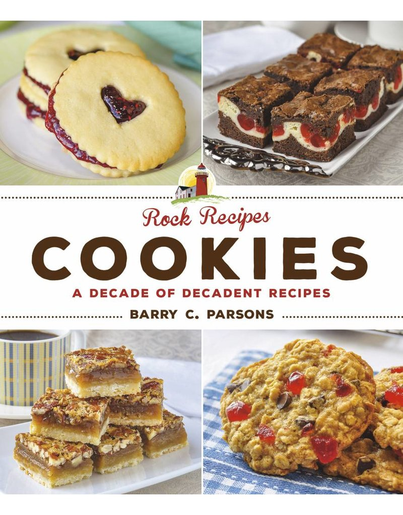 Breakwater Books Breakwater-Rock Recipes Cookies
