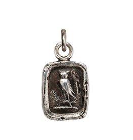 Pyrrha Pyrrha-Talisman Charm-Owl