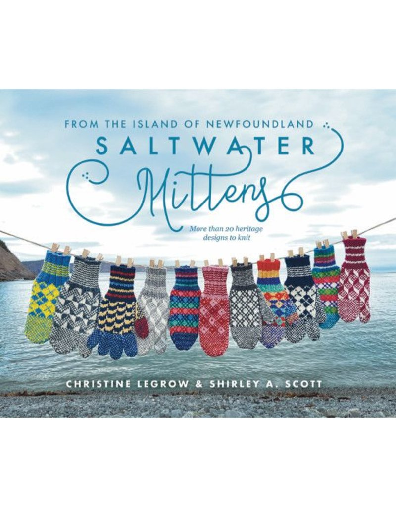 Boulder Publications Boulder Pub-Saltwater Mittens