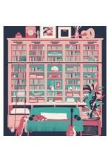 Jud Haynes Jud Haynes-Bookcase-8x10