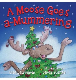 Breakwater Books Breakwater-A Moose Goes a Mummering