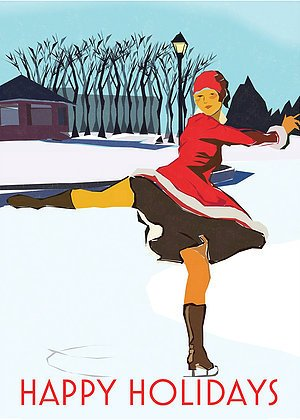 Frank Fagan (JUNK) Junk-Card-Winter Delight