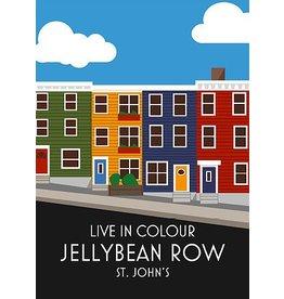 Frank Fagan (JUNK) Junk-Card-Jelly Bean Row