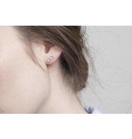 Jen Ellis Jen Ellis-Infinity Earring-SS