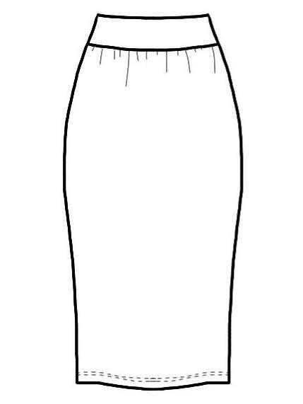 Mandala Mandala-Nash Pencil Skirt