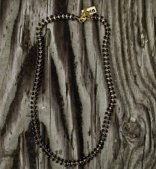 HEN Jewelry Hen-Traxx Necklace
