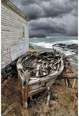Hancock Gallery Jonathan Hancock-Where Old Boats Lay(Michael Ottogalli)