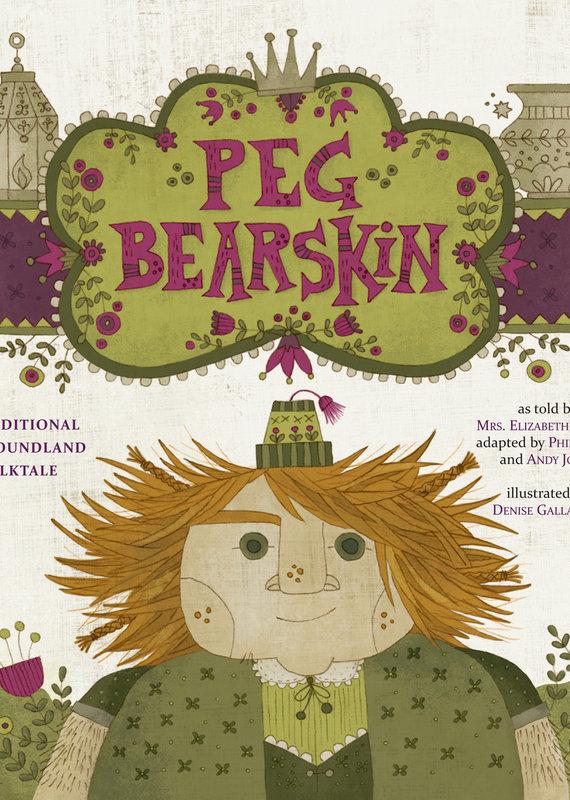 Running the Goat, Books & Broadsides Inc. Peg Bearskin Book