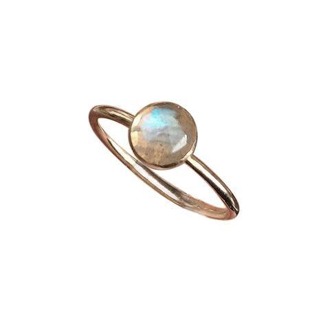 Strut Jewelry Strut-Labradorite Stacking Rings