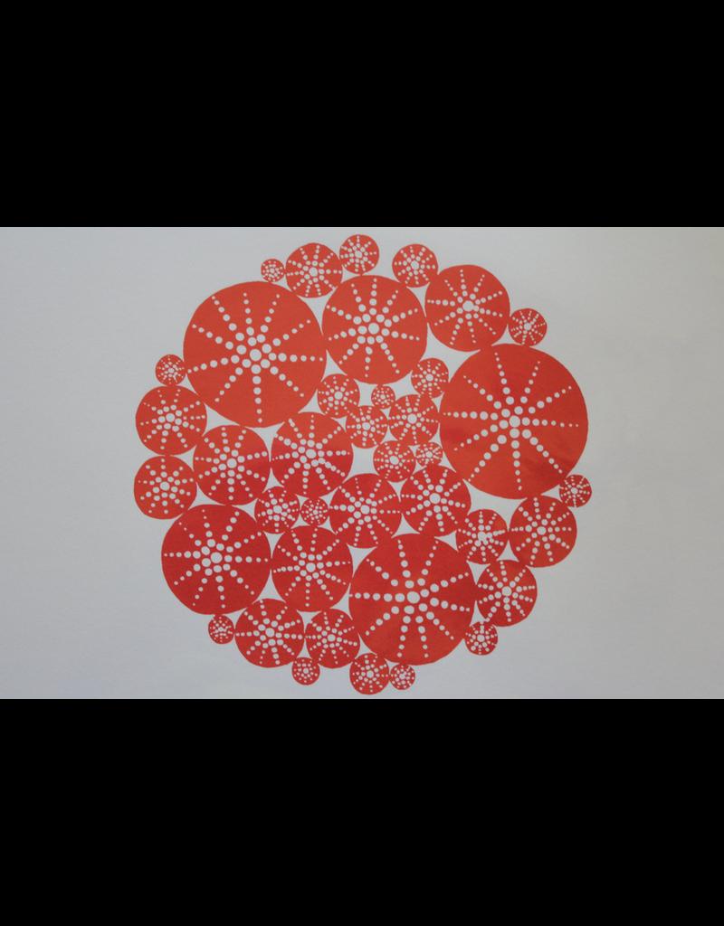 Krissie Worthman Art KW Art-Limited Edition Urchin Serires