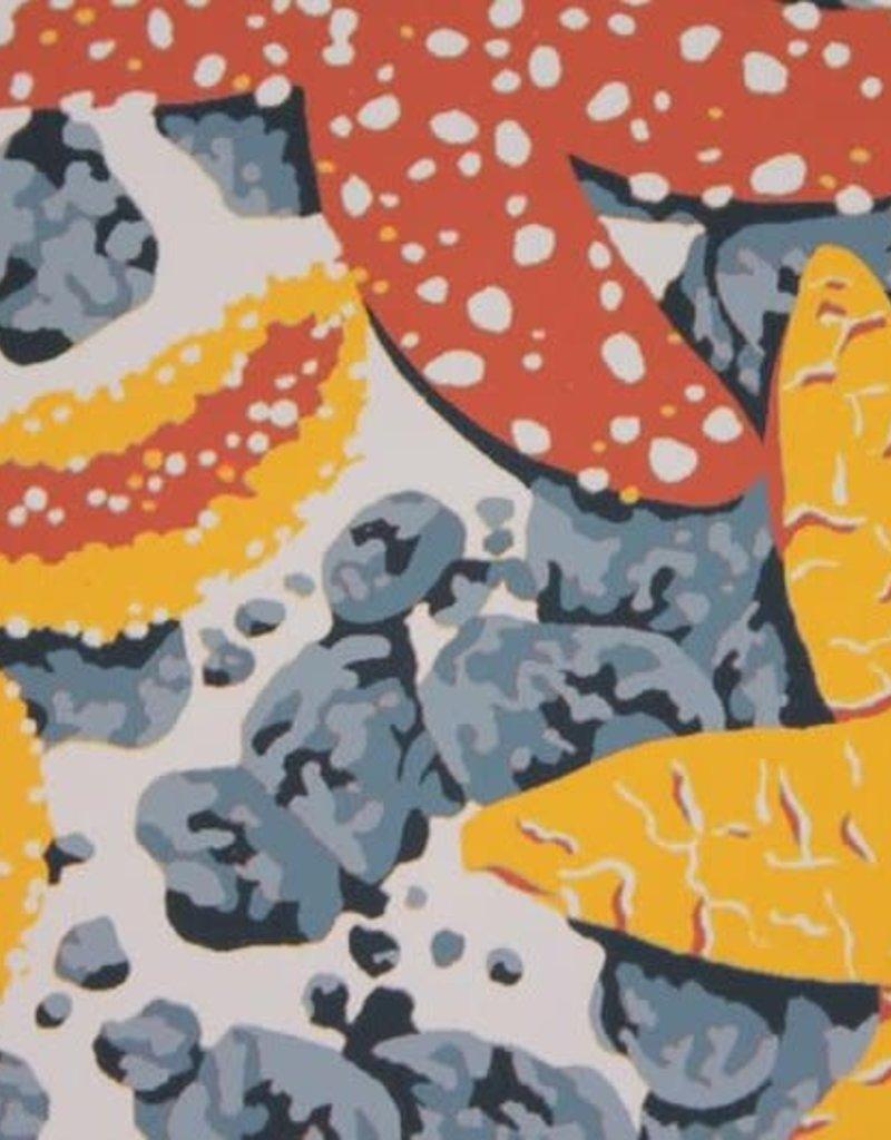 Krissie Worthman Art KW Art-Limited Edition Three Starfish