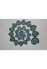 Krissie Worthman Art KW Art-Limitied Edition Snail Series