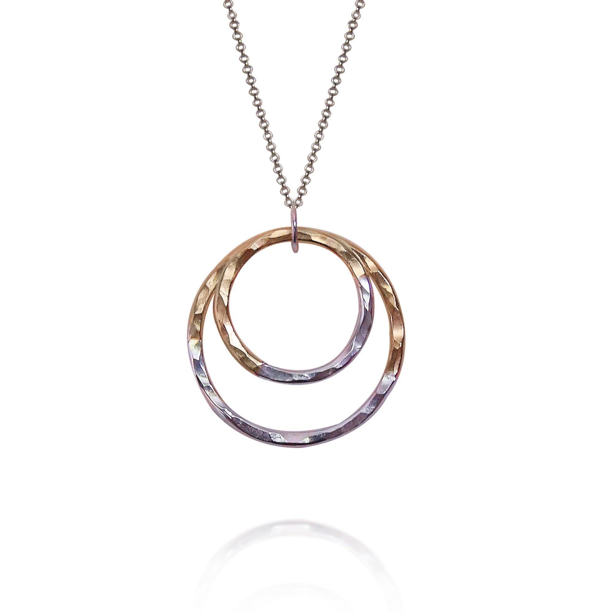 Strut Jewelry Strut-Double Circle Fusion
