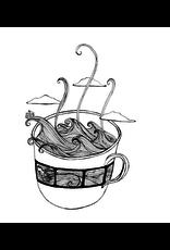 Kaila Erb Art&Illustration Kaila Erb-Teatowel