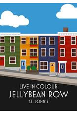 Junk Junk-Poster -Jellybean Row 12x18
