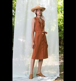 Eve Gravel Eve Gravel-Sienne Dress
