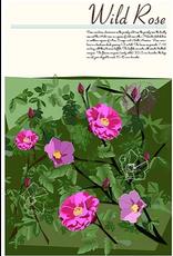 Junk Junk-Poster-Wild Rose 12x18