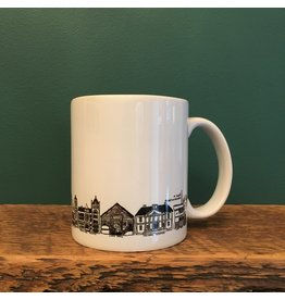 Twisted Sisters boutik City Line Mug