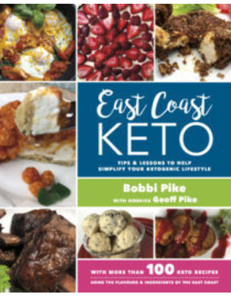 Breakwater Books Breakwater Books-East Coast Keto
