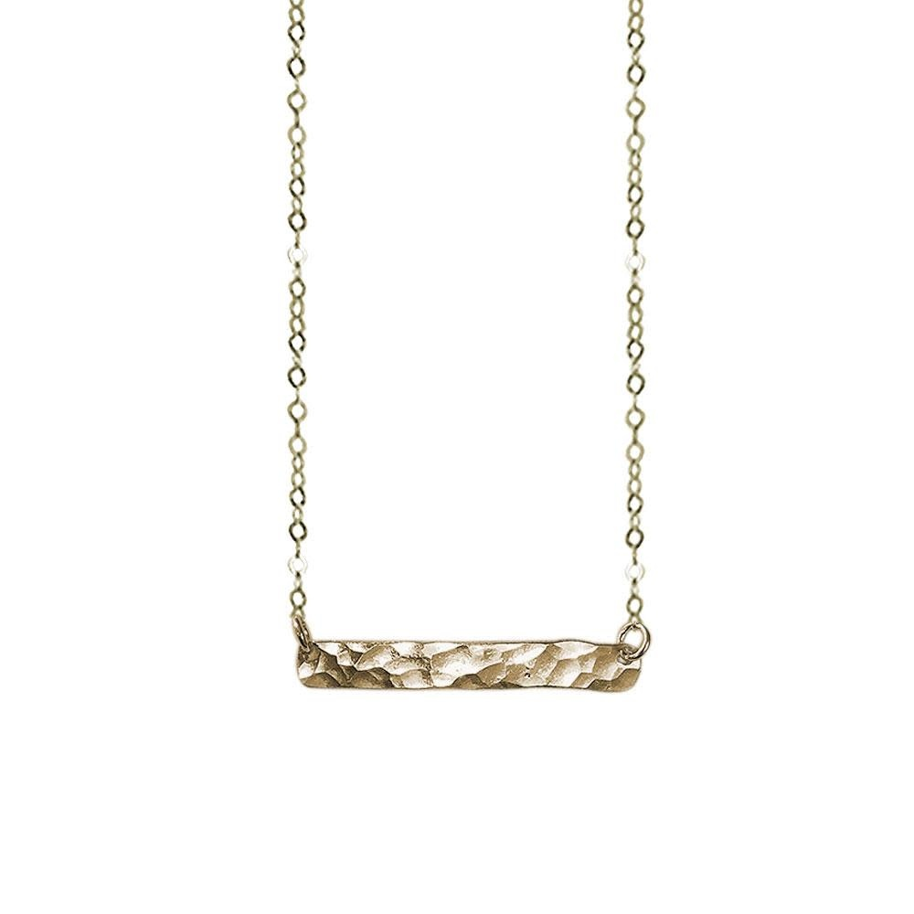Strut Jewelry Strut-Hammered Mini Bar