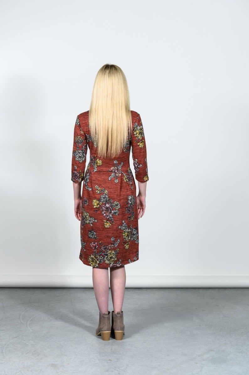 Tangente Tangente-Maren dress