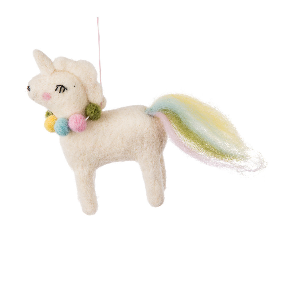 Abbott Abbott-Unicorn Pastel Tail