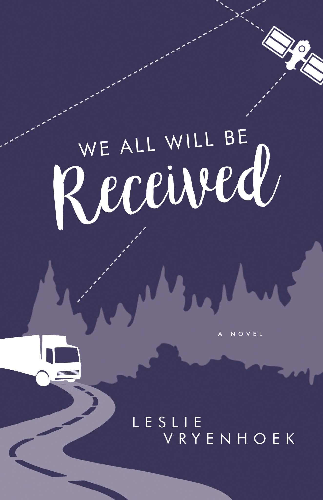 Breakwater Books Breakwater Books-We All Will Be Received