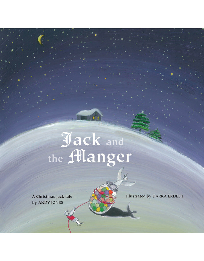 Running the Goat, Books & Broadsides Inc. Jack and the Manger
