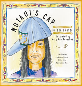 Running the Goat, Books & Broadsides Inc. Nutaui's Cap