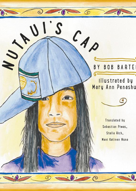 Running the Goat, Books & Broadsides Inc. Nutaui's Cap