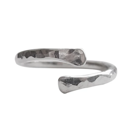 Strut Jewelry Strut-Wrap Ring-SS