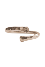 Strut Jewelry Strut-Wrap Ring-Gold Fill