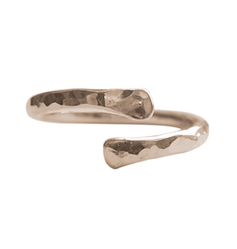 Strut Jewelry Strut-Wrap Ring-Gold Fill